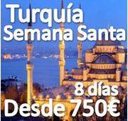 Turquia Especiales Singles y Semana Santa :: 8 días 7 noches desde 750€