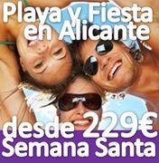 Más de 80 APUNTADOS!! :: PLAYA Y FIESTA en ALFAZ DEL PI (ALICANTE) SEMANA SANTA 2014