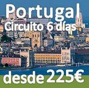 Circuito :: Portugal 6 dias :: desde 225€ :: Pensión Completa :: Mayo  2014