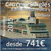 Foro :: Crucero Italia Grecia Malta y Turquía :: Régimen Pensión Completa