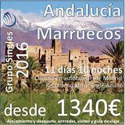 Andalucía y Aventura en Marruecos