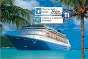 Crucero Islas Caribe Diciembre, Febrero y Marzo 2017  Régimen TODO INCLUIDO desde 1.059€ tasas incluidas