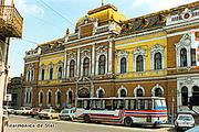 Radu Popa, la pupitrul Orchestrei Filamonicii din Oradea