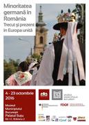 Minoritatea germana in Romania