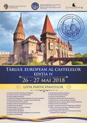 Tirgul European al Castelelor