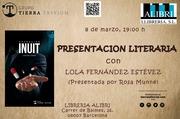 Presentación de Operación Inuit en Barcelona