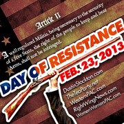 Day of Resistance- Support Second Amendment Rights