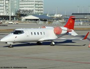 Z3-MKD Macedonia Government Learjet 60