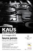 KAUS interno - fotografie ed incisioni di Laura Peres