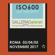 ISO 600 ON THE SPOT ROMA