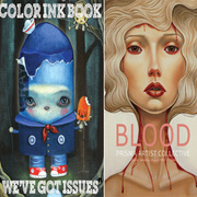 Simultaneous Exhibitions: Color Ink Book's 4th Anniversary & PRISMA Debut Exhibition