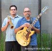 Latin Jazz & Pop Duo Music at Howard Hughes Promenade Culver City