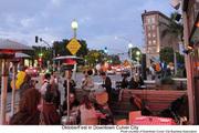 Downtown Culver City's Third Wednesday Oktoberfest