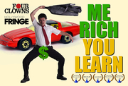 Me Rich You Learn