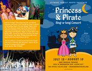 Princess and Pirates Sing-a-Long Concert