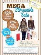 Silverlining Mega Storewide Sale