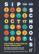 7th Annual Culver City Education Foundation (CCEF) Sip for Our Schools Fundraiser