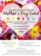Silverlining Designer Resale Boutique Mother's Day Event
