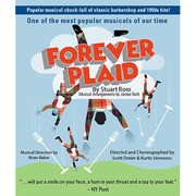 "Crowd-pleasing musical ""Forever Plaid"" opens season at ICT"