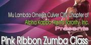 Mu Lambda Omega Chapter Presents Pink Ribbon Zumba