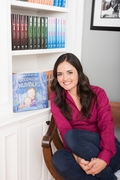 Danica McKellar Reading and Book Signing