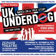 UK Underdog at Zephyr Theatre