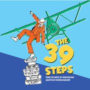 The 39 Steps at ICT in Long Beach