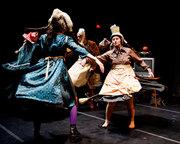 Big Dance Theater & Sibyl Kempson Ich, Kürbisgeist