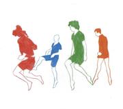 DD Dorvillier / human future dance corps: Danza Permanente