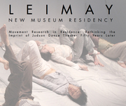 LEIMAY at the New Museum // Day Five