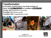 Esther Neff, Elinor Thompson, Ivy Castellanos, Lindsey Drury // Transformation