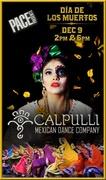Dia de los Muertos: Calpulli dances at the Schimmel Center for the Arts