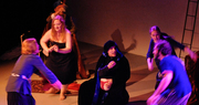 Open Workshops Registration - Terra Incognita Theater