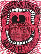Malingering Uvula II // The Face that Lied (Geometric Edibles)