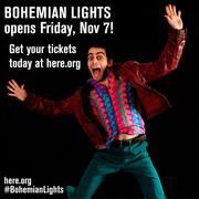 Bohemian Lights at HERE Arts
