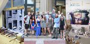 Columbia University School of the Arts Advanced Painting Intensive, summer 2015