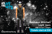 Light Years - Rashaun Mitchell