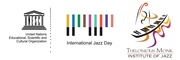 w.Søren Bebe at International jazz day Alba (Cn)