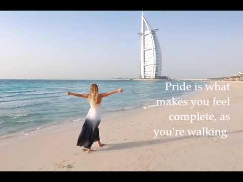 Pride - Lyric Video - Allison Gordon Mastropieri #legacyAlli (c)2019
