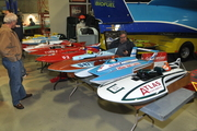 Gar Wood Memorial Regatta for 1/10 Electric RC Hydros