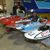 7th Annual Roger Newton R/C Model show, sponsored by the Unlimited NewsJournal