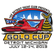 Detroit Yacht Club APBA Gold Cup