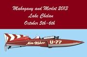2013 Mahogany & Merlot Vintage Boat and Car Event