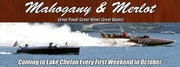 2014 Mahogany & Merlot Vintage Boat and Car Event