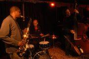 Michael Warrior Bonds & The Jeff Robinson Trio @ Lizard Lounge Poetry Jam