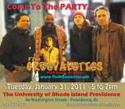 The GROOVALOTTOS @ URI Providence - 1/31