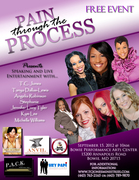 Hey Papi Promotions presents Pain Through The Process
