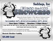 Bless The Mic Talent Showcase -Open Mic-