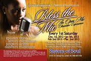 Christian Open Mic - Bless The Mic Christian Events
