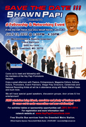 Shawn Papi presents A Fellowship & Networking Event